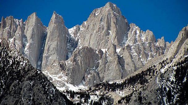 гора Уитни