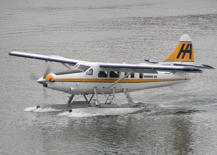 DeHavilland_Single_Otter_Harbour_Air