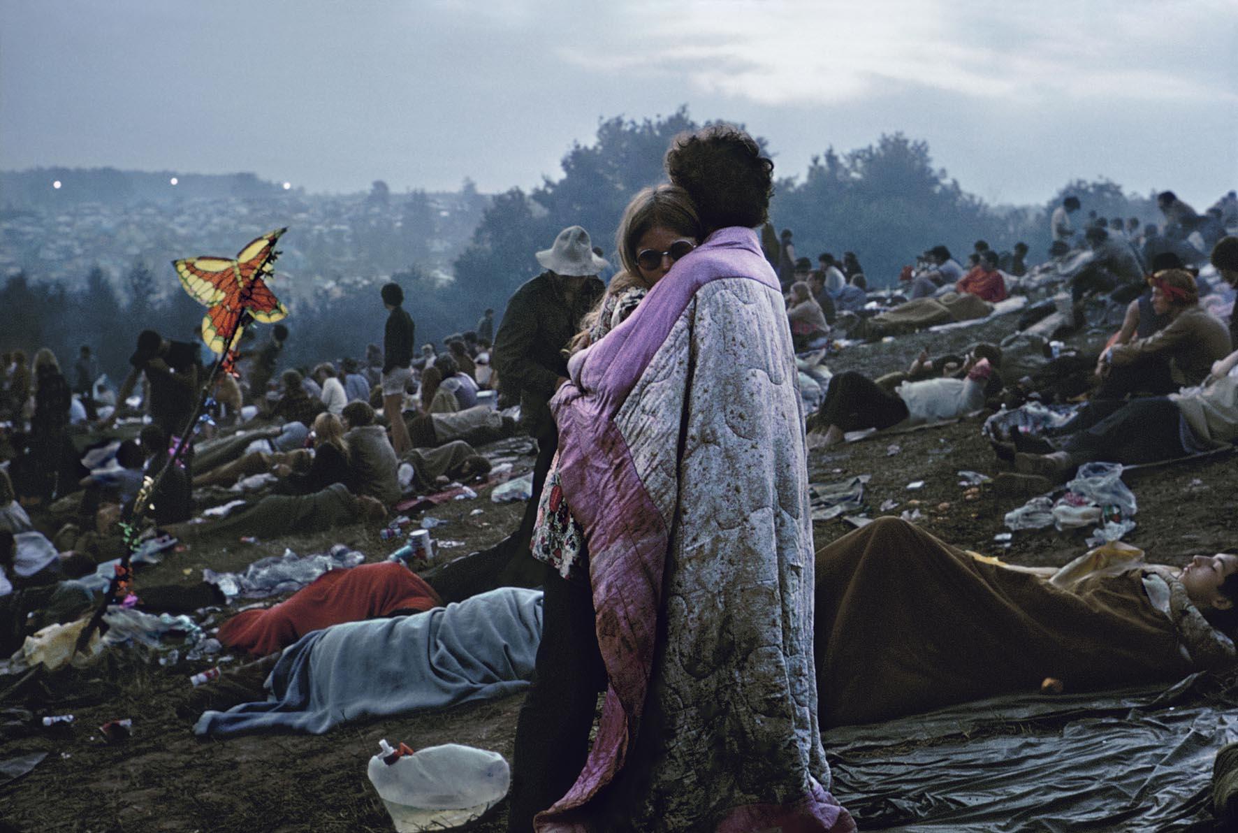 People on Woodstock