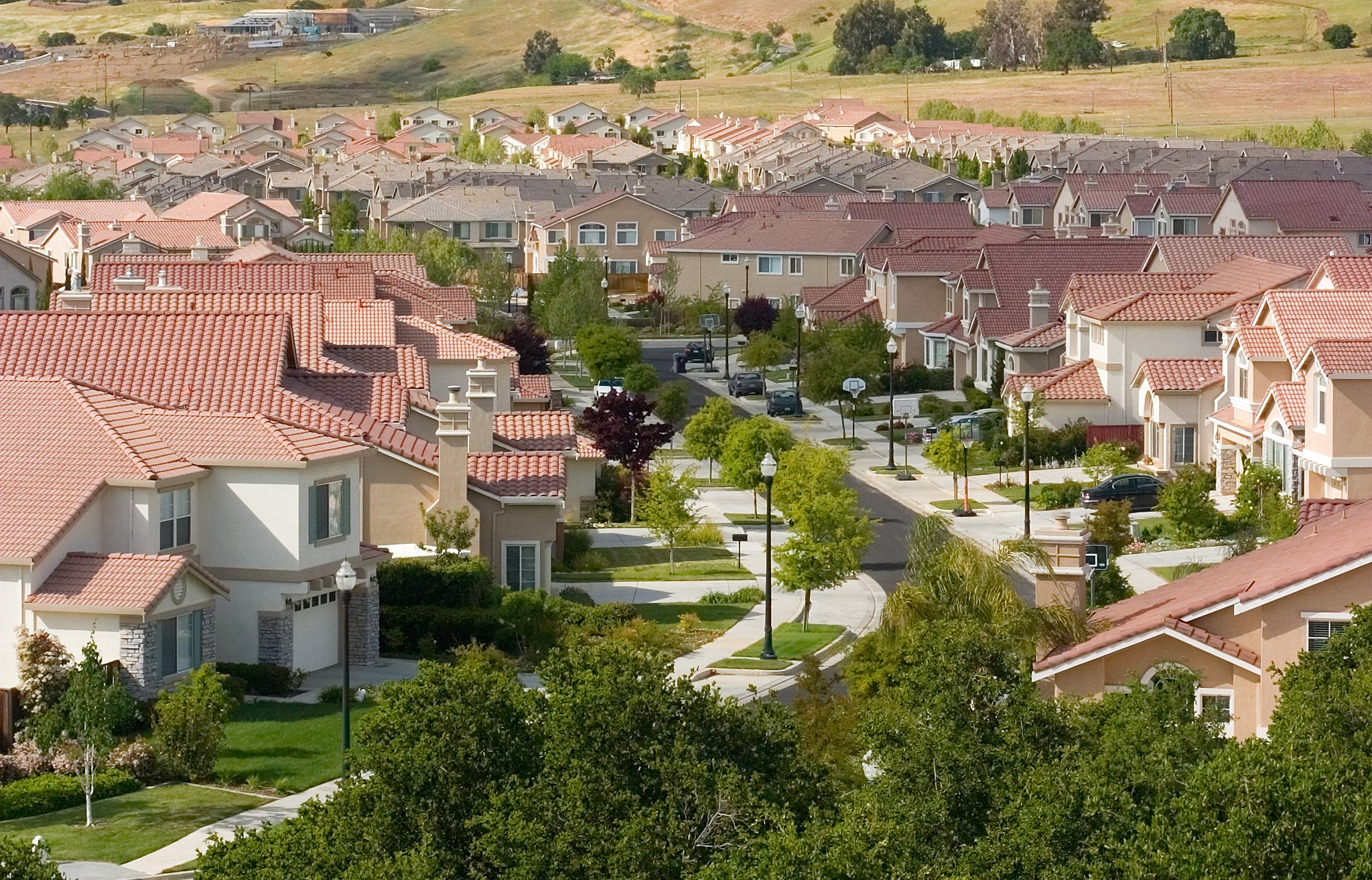 a history of the american suburbs