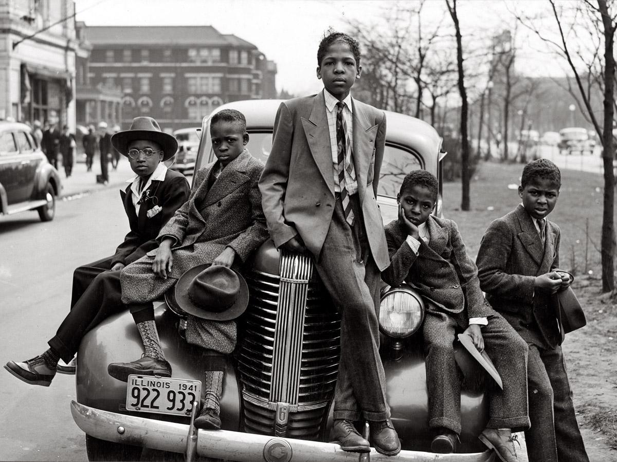 Чикаго, 1941 год