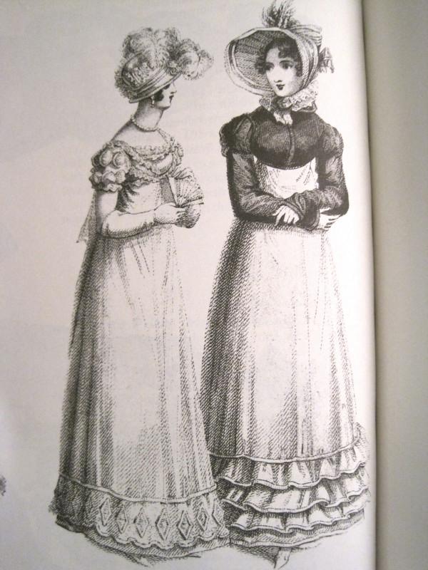 Мода на петтикоты