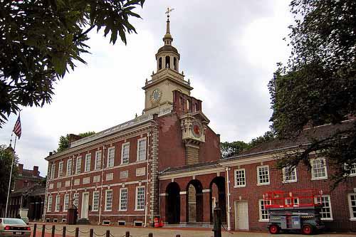 """Independent Hall(""""Зал Независимости"""")"""