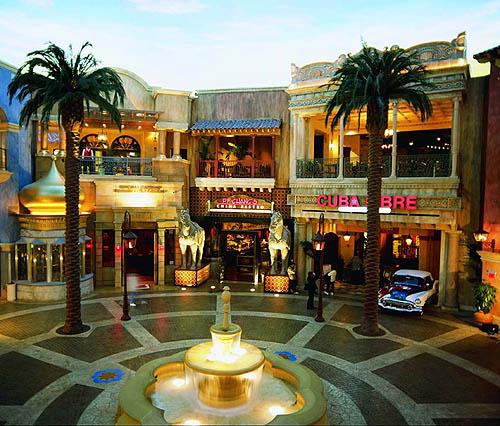 Один из отелей-казино
