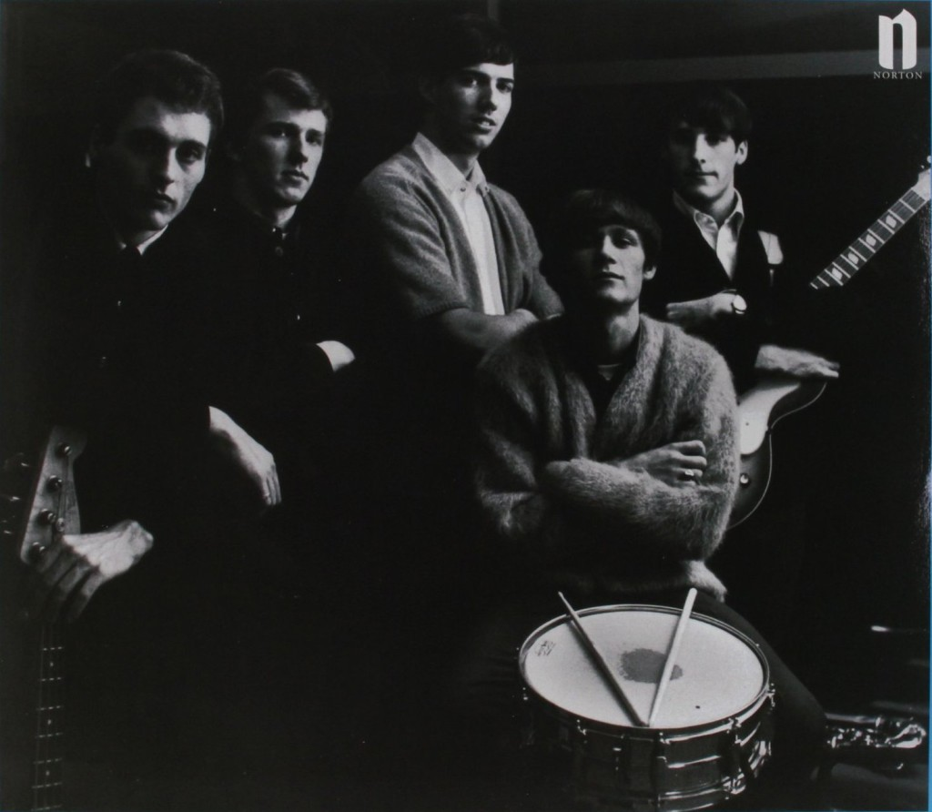 """The Sonics. Ниже """"Have Love Will Travel"""""""