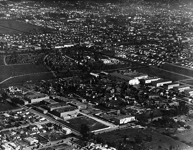 Голливуд 1922 год