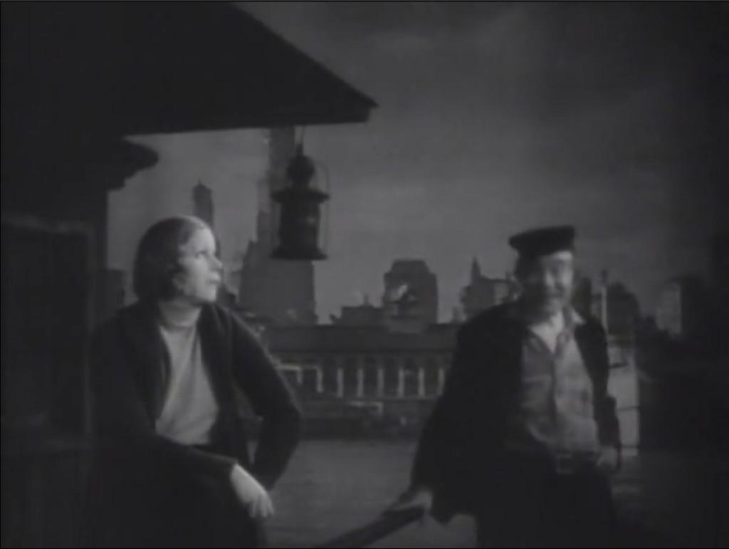 Анна Кристи 1930 год реж. Клэренс Браун
