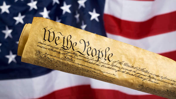 a discussion on the freedom guaranteed by the united states constitution The writers of the constitution believed in personal freedom and liberties this amendment ended slavery in the united states.