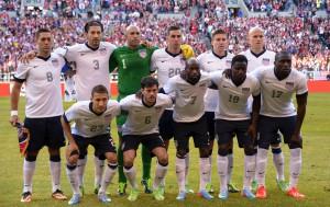 Сборная США по футболу на Чемпионате мира 2014 в Бразилии