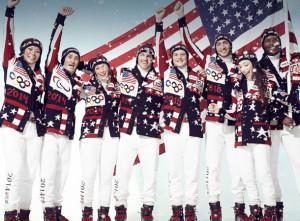 сборная США на Олимпийских играх в Ванкувере 2010