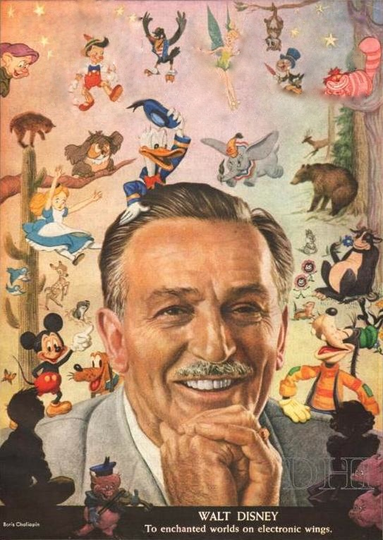 Walt Disney Time
