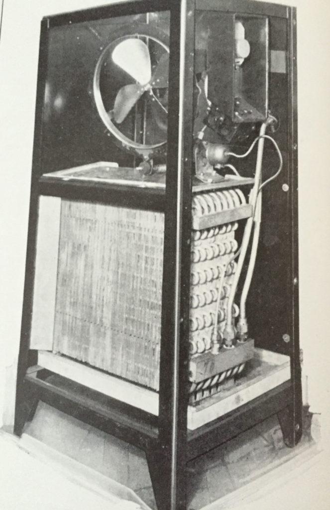 Первый бытовой кондиционер